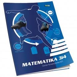 "PISANKA ""MATEMATIKA 1,2"" MUŠKI MIX PREMIUM CONNECT"