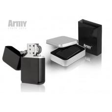 ARMY 100, metalni upaljač u poklon kutiji