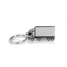 CARGO, metalni privezak za ključeve u obliku kamiona