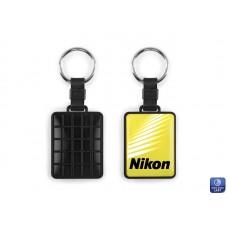 DOMINGO, plastični privezak za ključeve