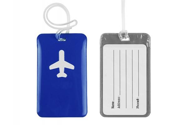 TROTERO,  identifikaciona kartica za putnu torbu