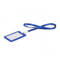 CARTER, plastični uložak za ID karticu sa trakicom