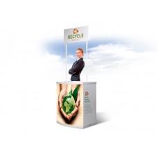 BILD, plastični reklamni pult