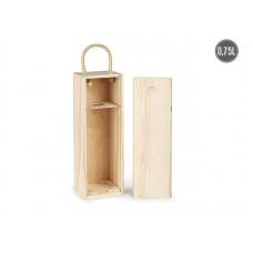 BORDO, drvena poklon kutija za flašu