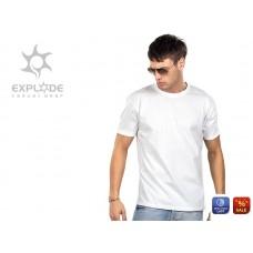 BASIC, pamučna majica, bijele boje