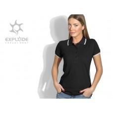 ADRIA, ženska polo pamučna majica