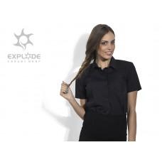 BUSINESS SSL WOMEN,  ženska košulja kratkih rukava
